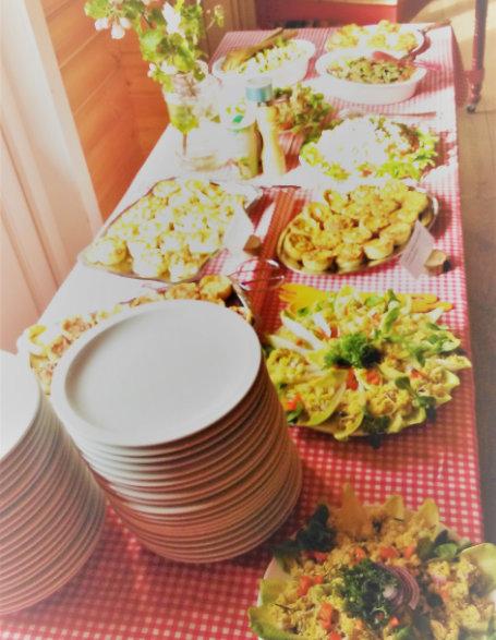 Kunstwerkplaats Quinta Essentia - catering